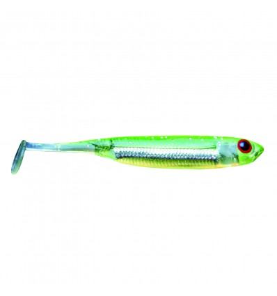 § JACKSON MINI SHAD 5cm #3 LIGHT CITRUS POCH X8 - PRIX NET