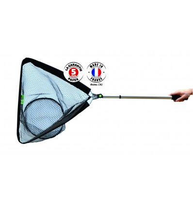 FISHINGNET M.FORT 150CM/2, F. ANTI ACCROCHE #20mm