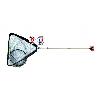 FISHINGNET 260CM/2, F. ANTI ACCROCHE #20mm