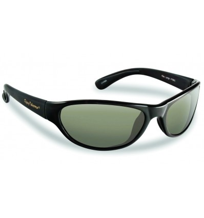 § KEY LARGO MATTE BLACK SMOKE - PRIX NET