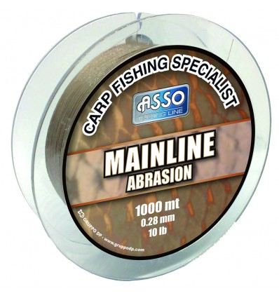 ASSO MAINLINE ABRASION Ø0,28 BROWN X1000ML