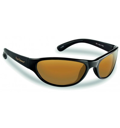 § KEY LARGO MATTE BLACK AMBER - PRIX NET